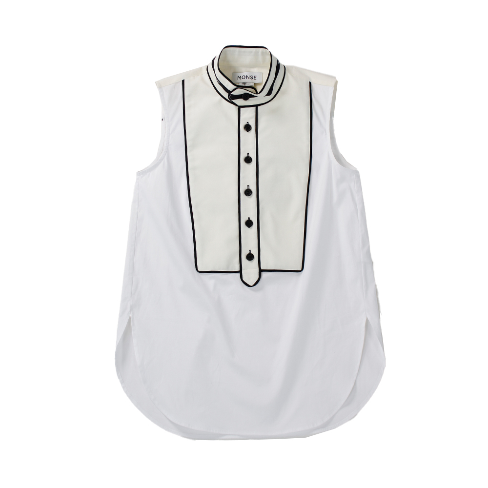 MONSE Sleeveless Shirt