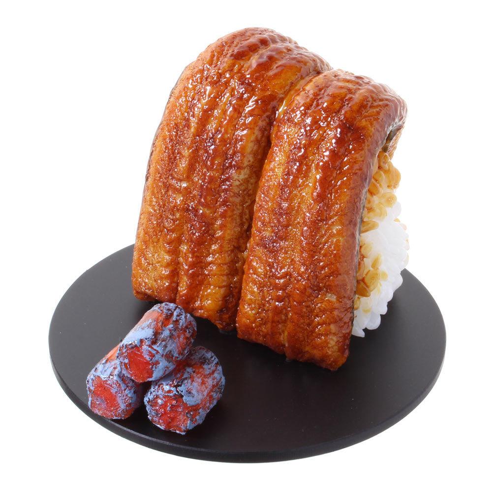[9016]食品サンプル屋さんのスマホスタンド(うなぎの蒲焼)【メール便不可】