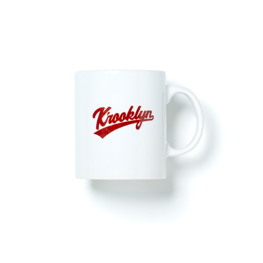 K'rooklyn Mug cup × 上岡 拓也