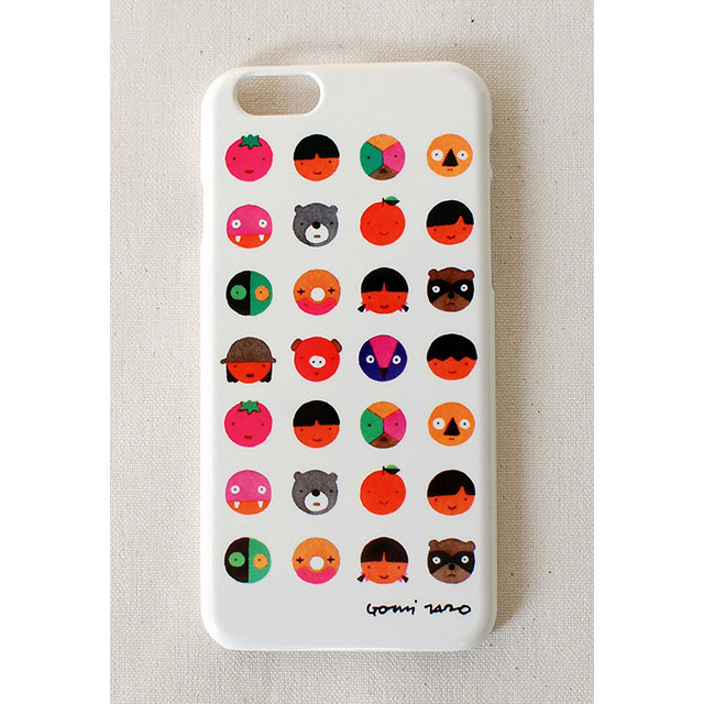 iPhone(サイズ大)スマホケースA
