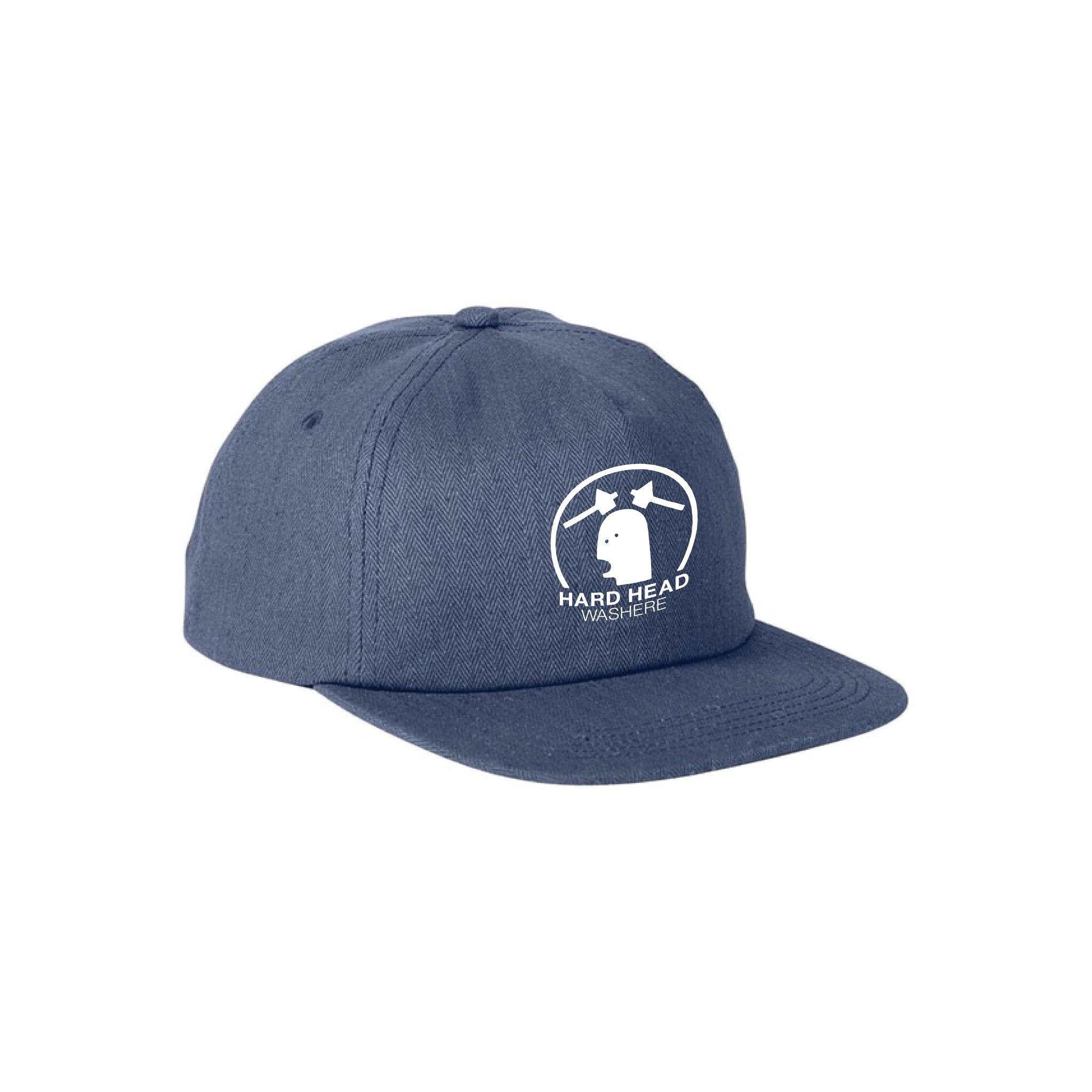 WasHere HARDHEAD HERRINGBONE CAP