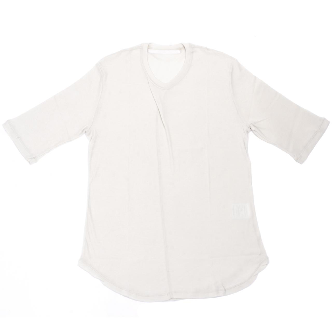 707CUM7-PLASTER / カラータック Tシャツ