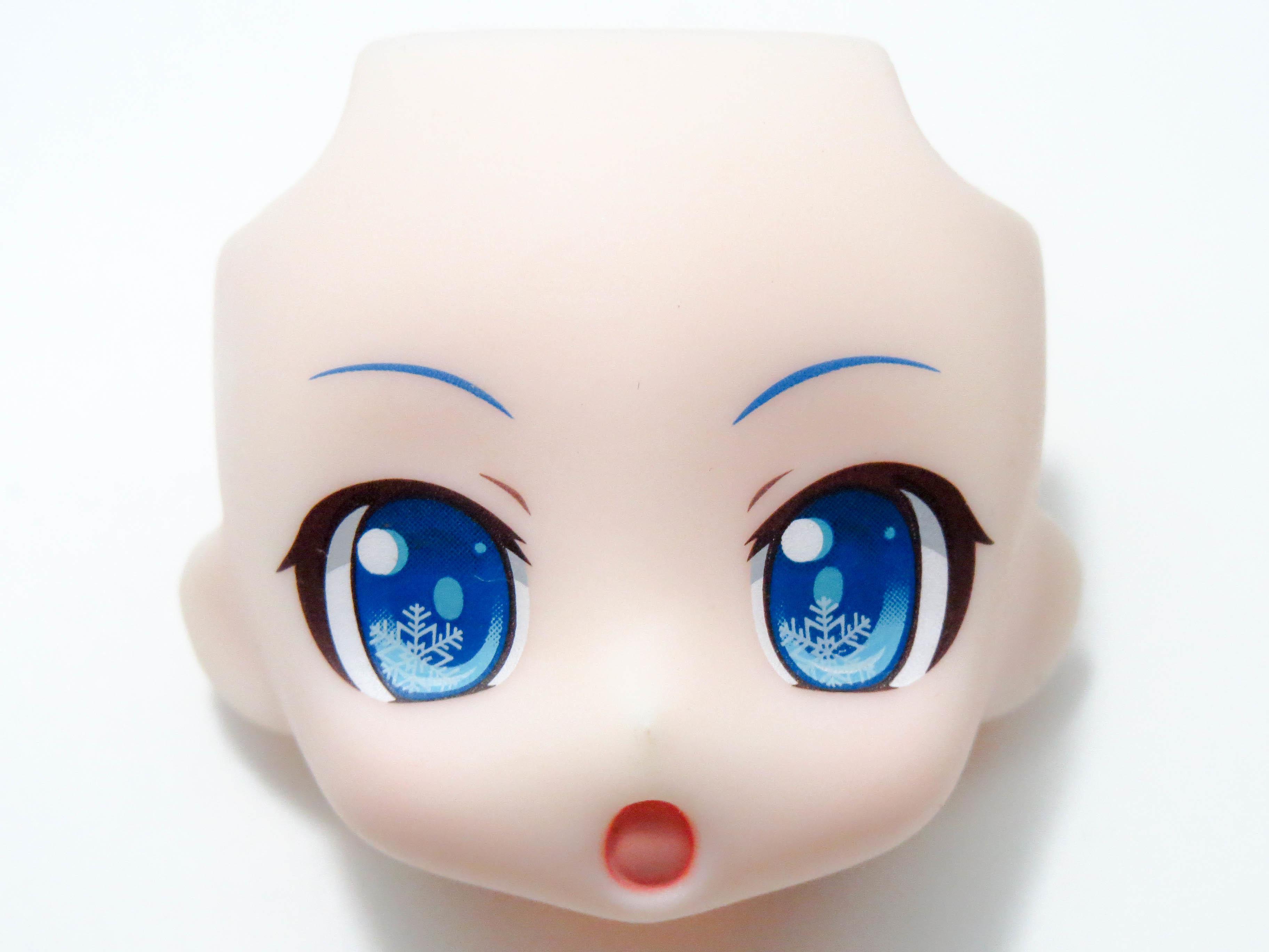 再入荷【380】 雪ミク Magical Snow Ver. 顔パーツ 魔法使用顔 ねんどろいど