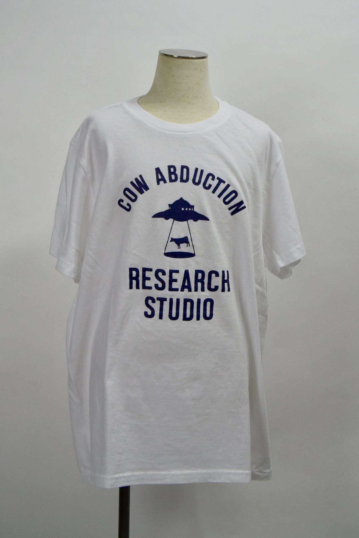 TACOMA FUJI RECORDS COW ABDUCTION designed by Jerry UKAI WHITE