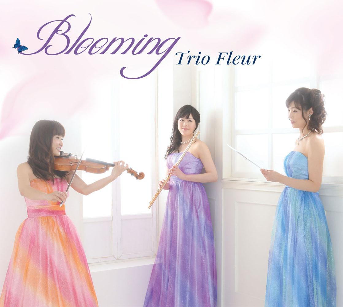 Blooming/Trio Fleur(WKCD-0109)