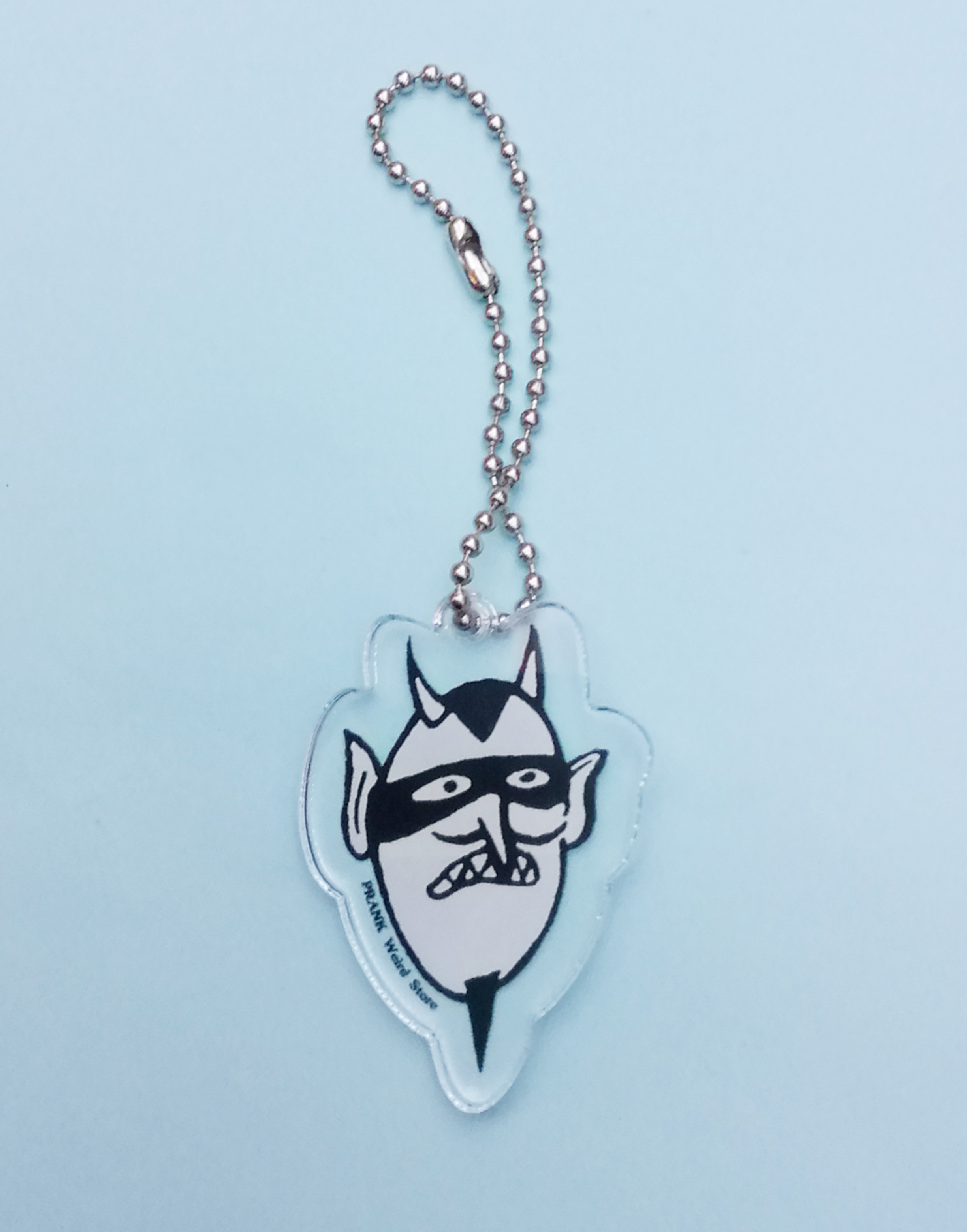 PRANK DEVIL Key Chain