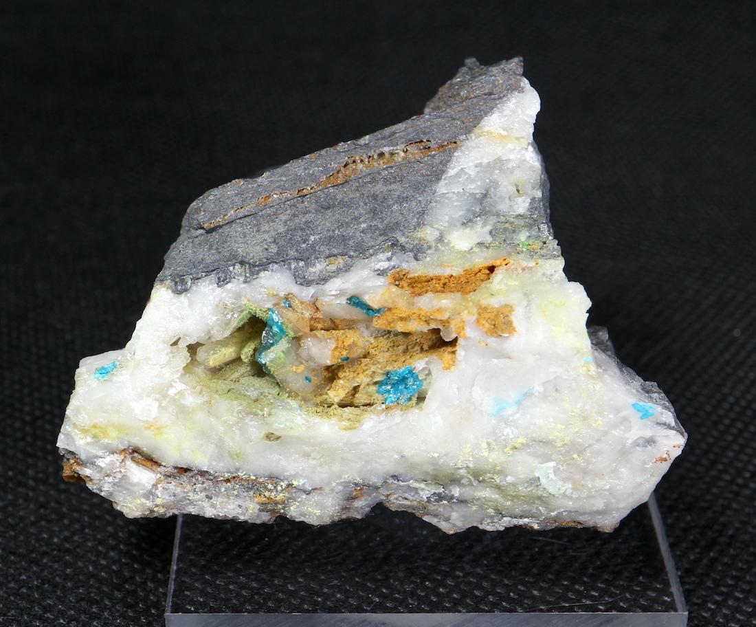 カレドナイト 結晶 カレドニア石 83g CLD002 鉱物 原石 天然石 パワーストーン