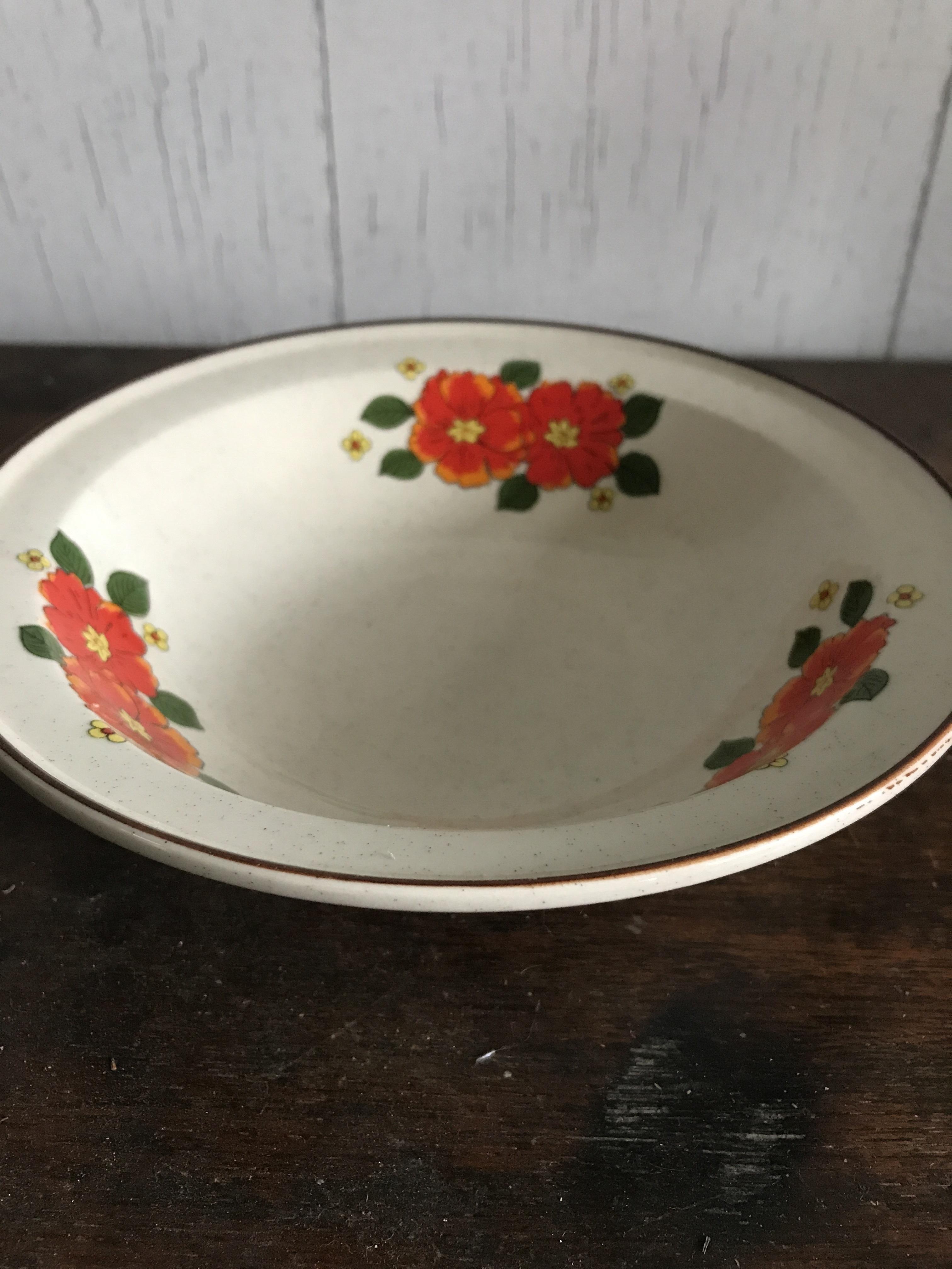 レトロな小皿