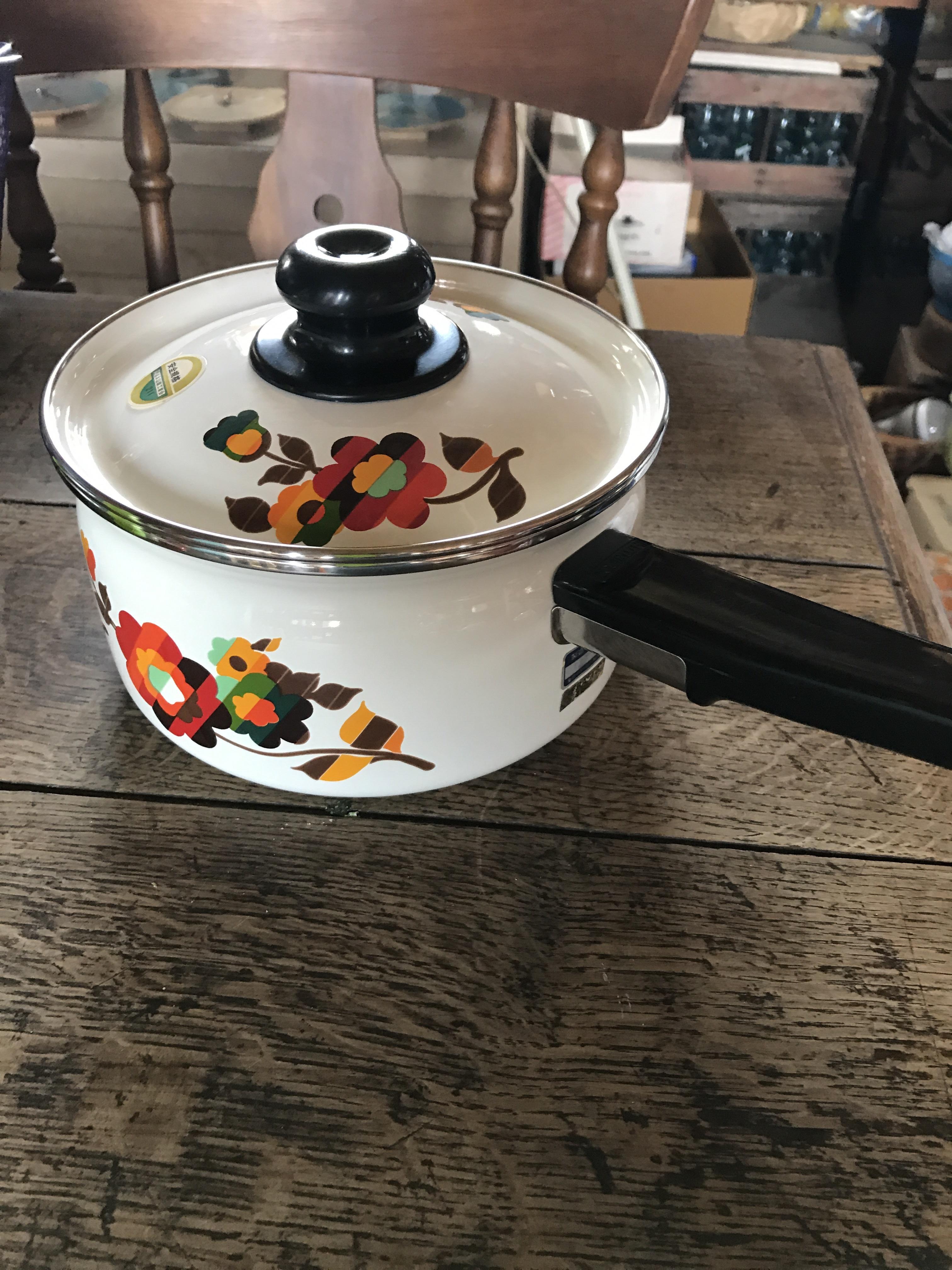 レトロ 片手鍋