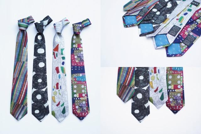 新社会人に贈りたい「人とは違う」最高品質ネクタイ|MUKU