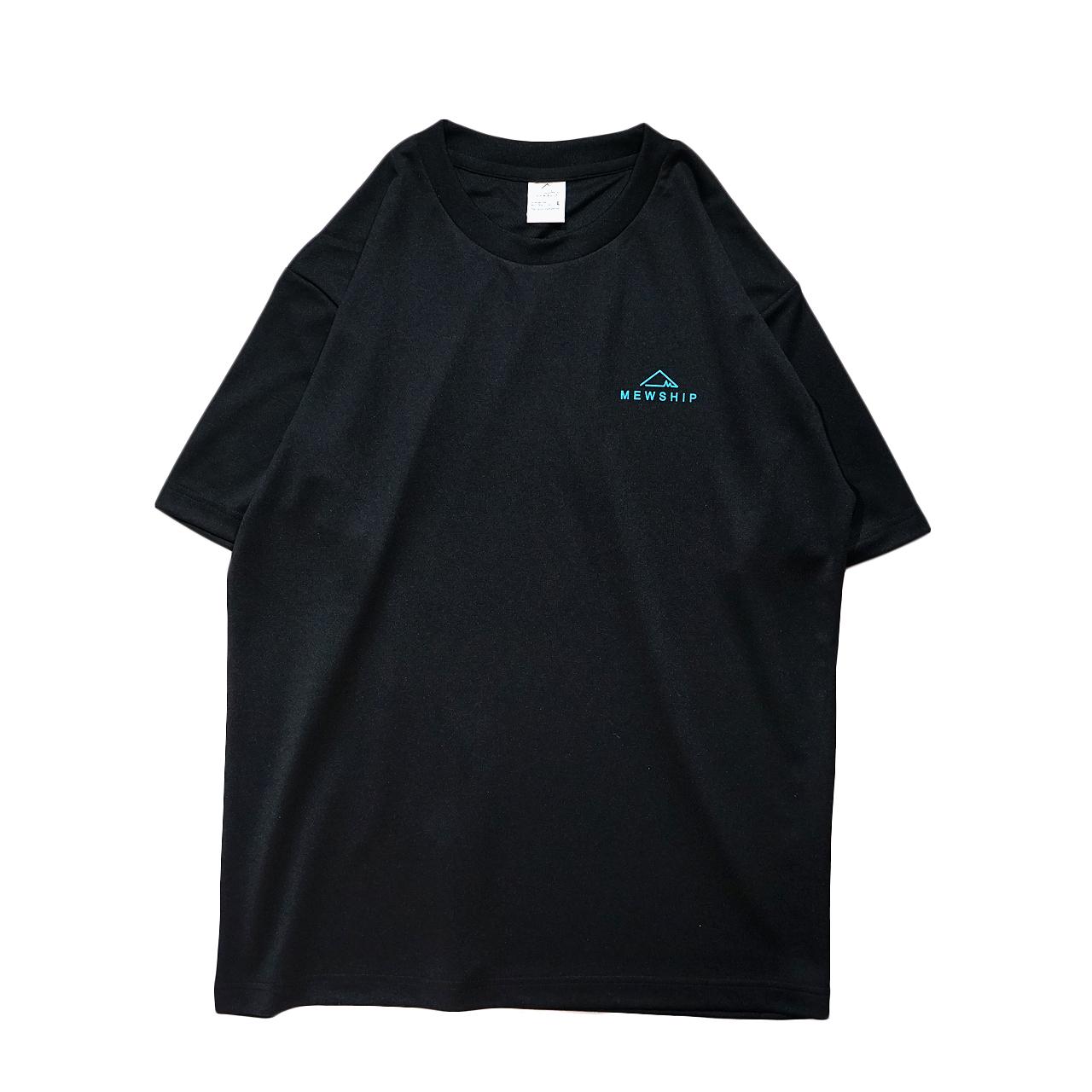 BASE LOGO S/S PL <Black×B.Green> - 画像1