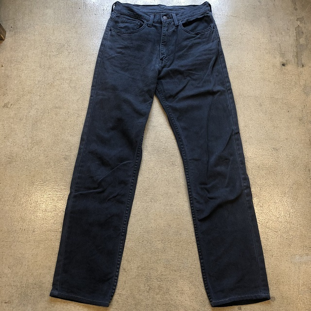 Levi's Black Denim