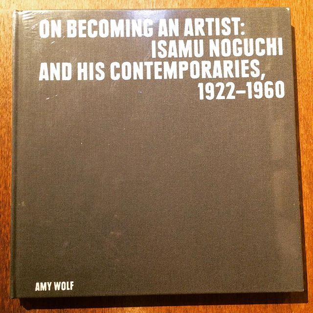 作品集「On Becoming an Artist: Isamu Noguchi and His Contemporaries, 1922-1960」 - 画像1