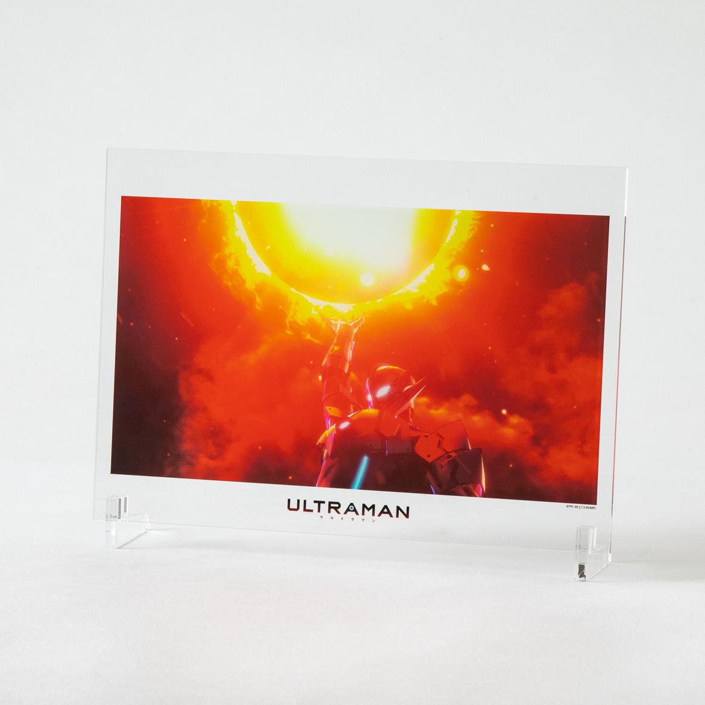 アニメ「ULTRAMAN」アクリルパネル【A4】-ベムラー-