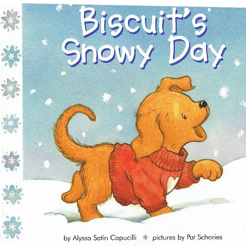 ★新古品★Biscuit's Snowy Day(ビスケットの雪の日)
