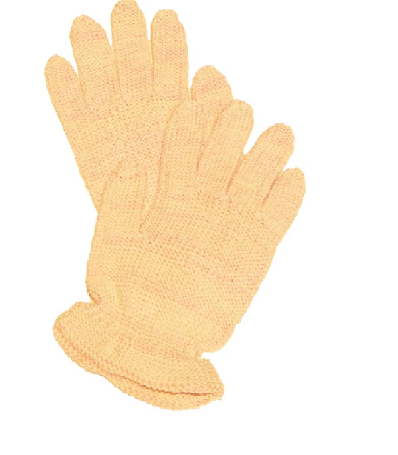 ガルシャナ手袋 (シルク)