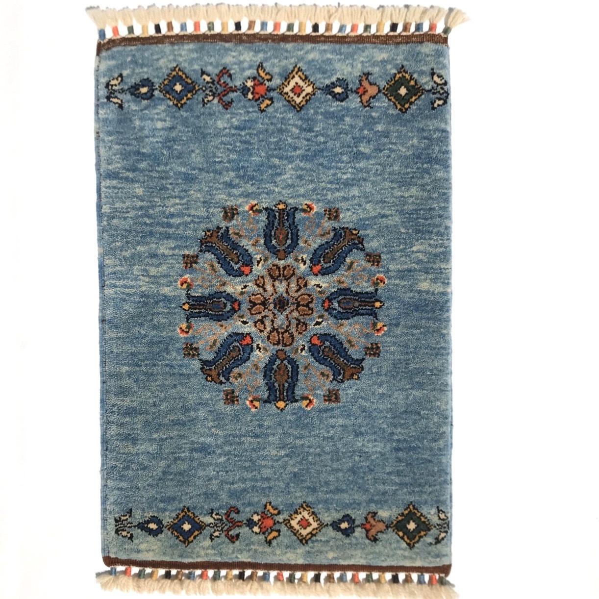 手織絨毯玄関マット