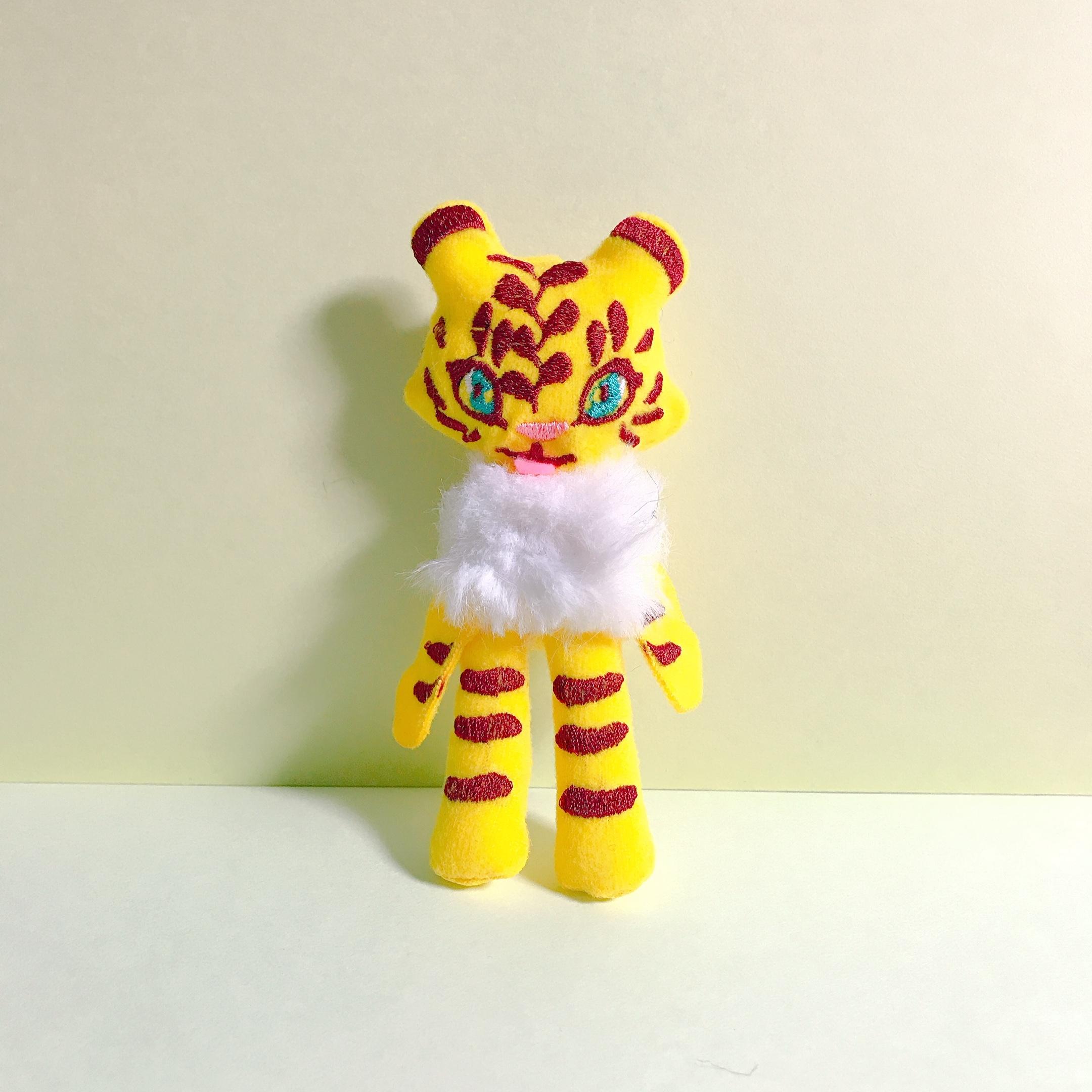 ティリー・タイガー/ぬいぐるみサンプル