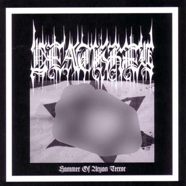 Deathkey – Hammer Of Aryan Terror(CD)