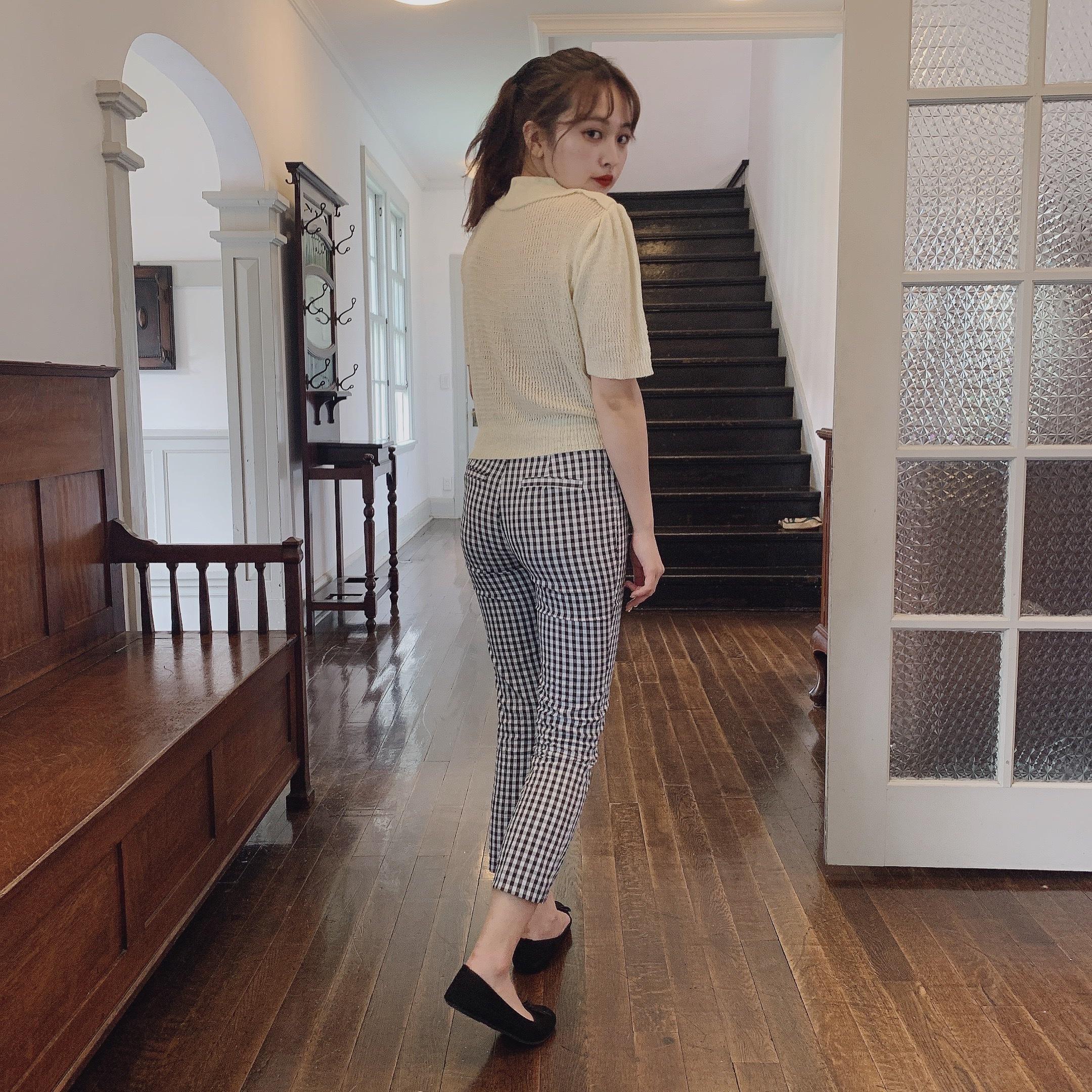 parisienne cropped pants
