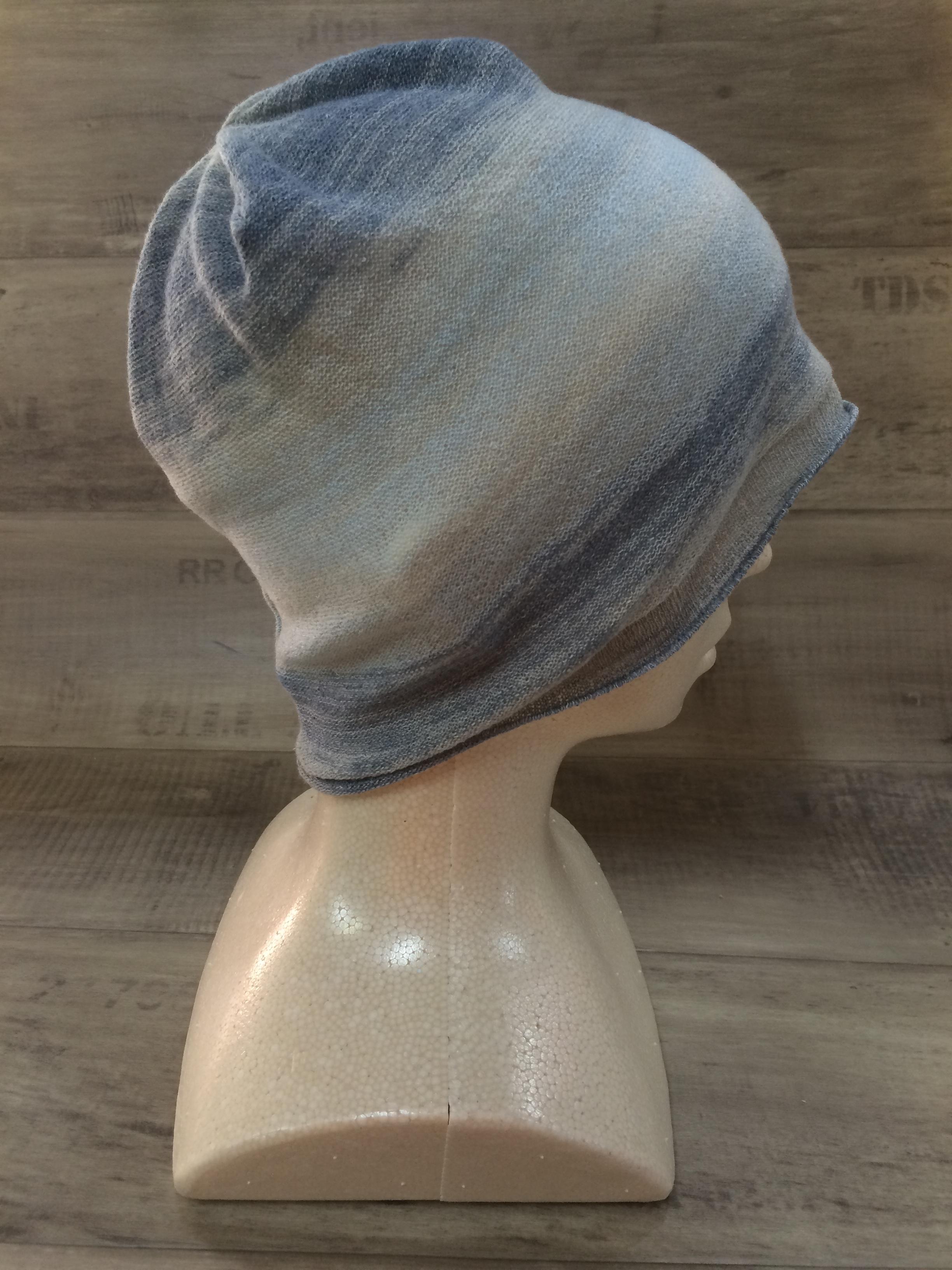 【送料無料】こころが軽くなるニット帽子amuamu|新潟の老舗ニットメーカーが考案した抗がん治療中の脱毛ストレスを軽減する機能性と豊富なデザイン NB-6059|空の海(そらのうみ) - 画像3