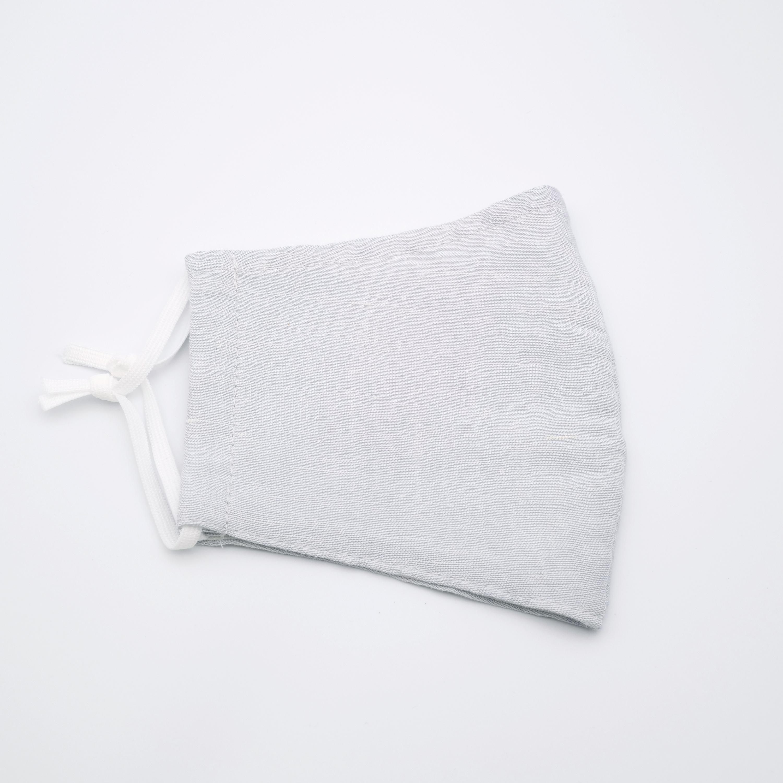 【即納】麻レーヨン布製デザインマスク【日本製】