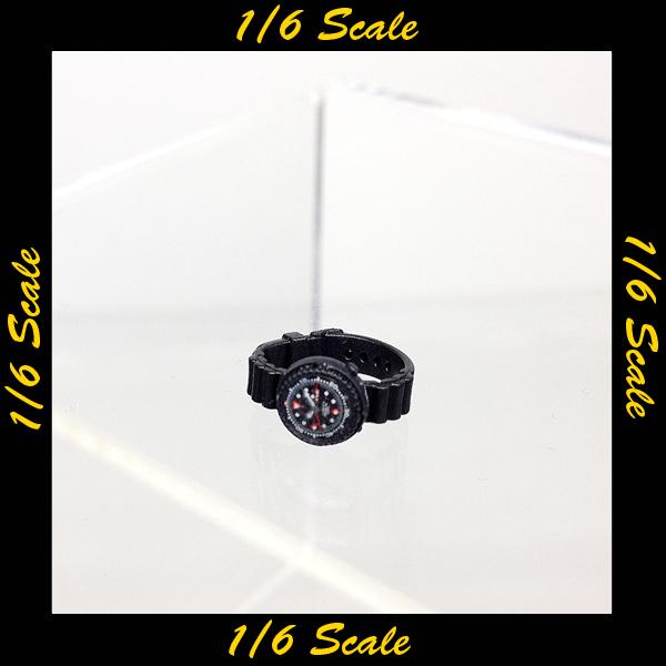 【01998】 1/6 DID LAPD SWAT 2.0 腕時計
