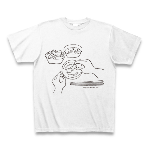 バクテーTシャツ
