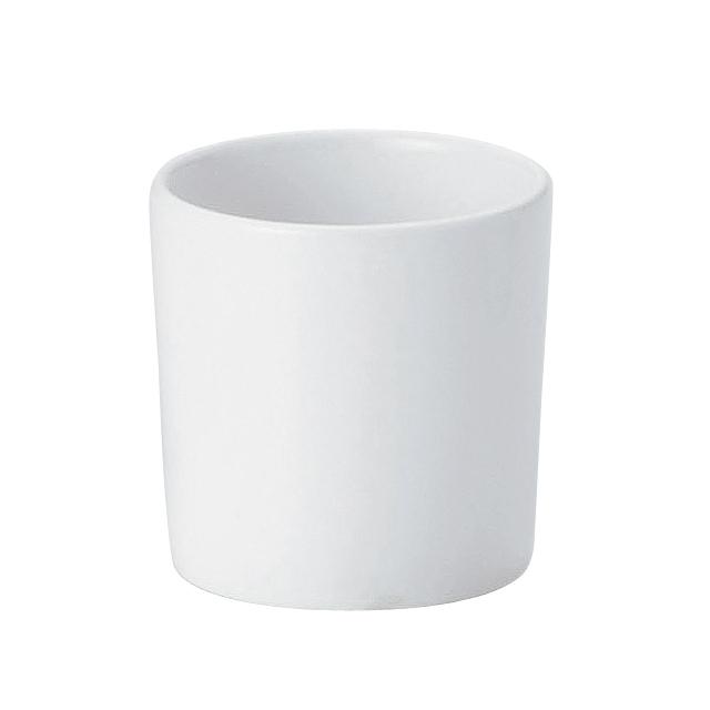 【1959-0000】強化磁器 ミニカップ(Φ5.4cm×H5.4cm/満水75ml) カップ 白無地