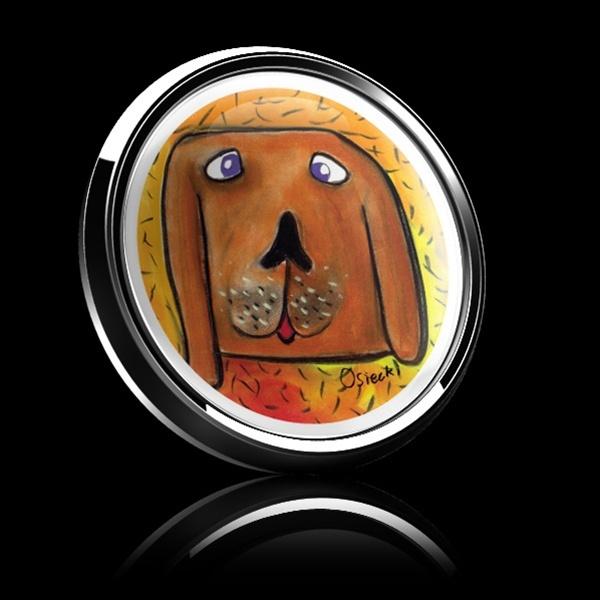 ゴーバッジ(ドーム)(CD0113 - DOG GUS) - 画像2