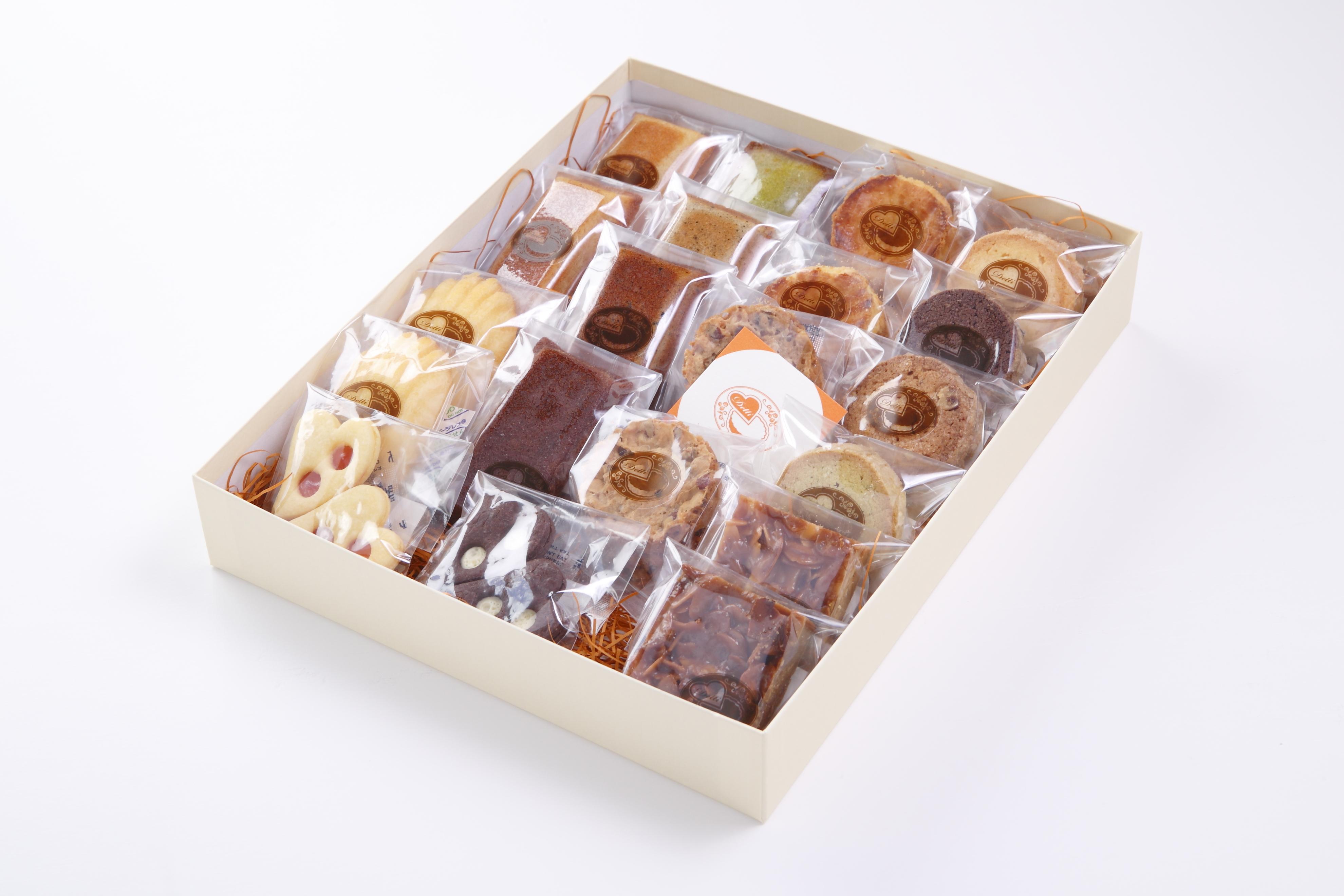 焼き菓子アソートメント Mサイズ