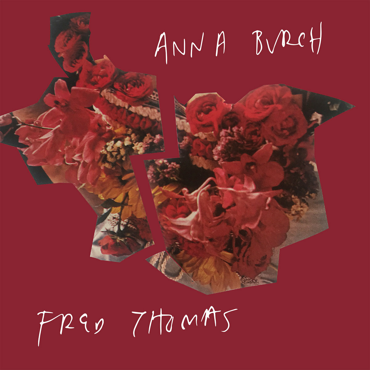 Fred Thomas / Anna Burch / Split(500 Ltd 7inch)