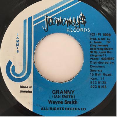 Wayne Smith(ウェインスミス) - Granny【7'】
