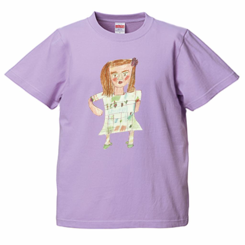 宮川幸子 ART 001-T-shirts