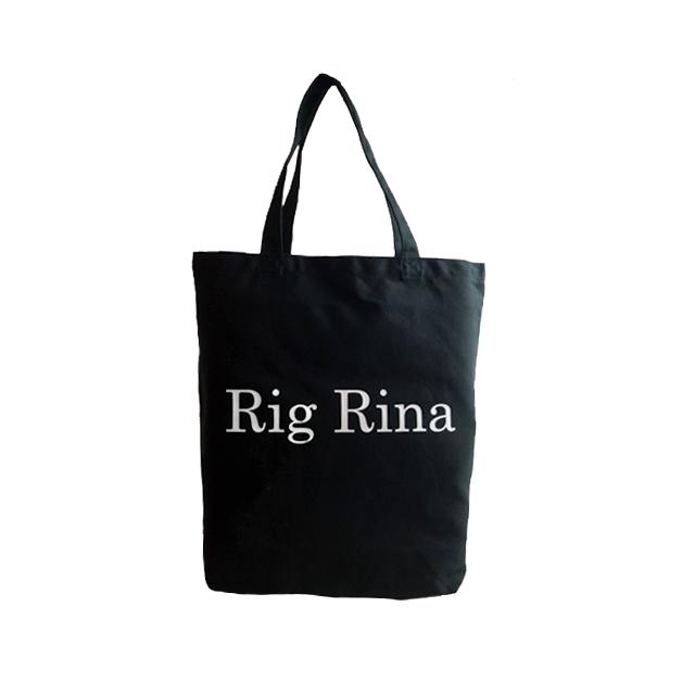 【Rig Rina】 トートバッグ