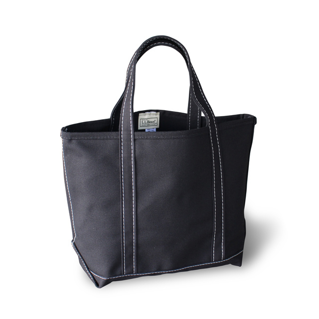 << 今なら送料無料!! >>  L.L.Bean Boat and Tote -Medium- [オールブラック] <日本未発売>