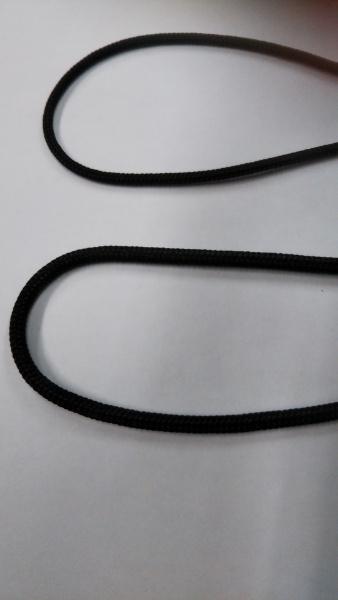 ナイロンコード 芯入り 2㎜径 黒 1m単位