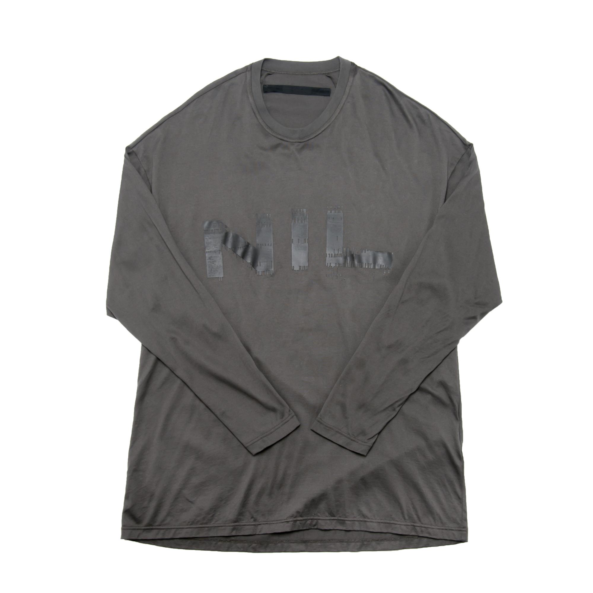 680CPM11-DARK GRAY / NIL ロングスリーブシャツ
