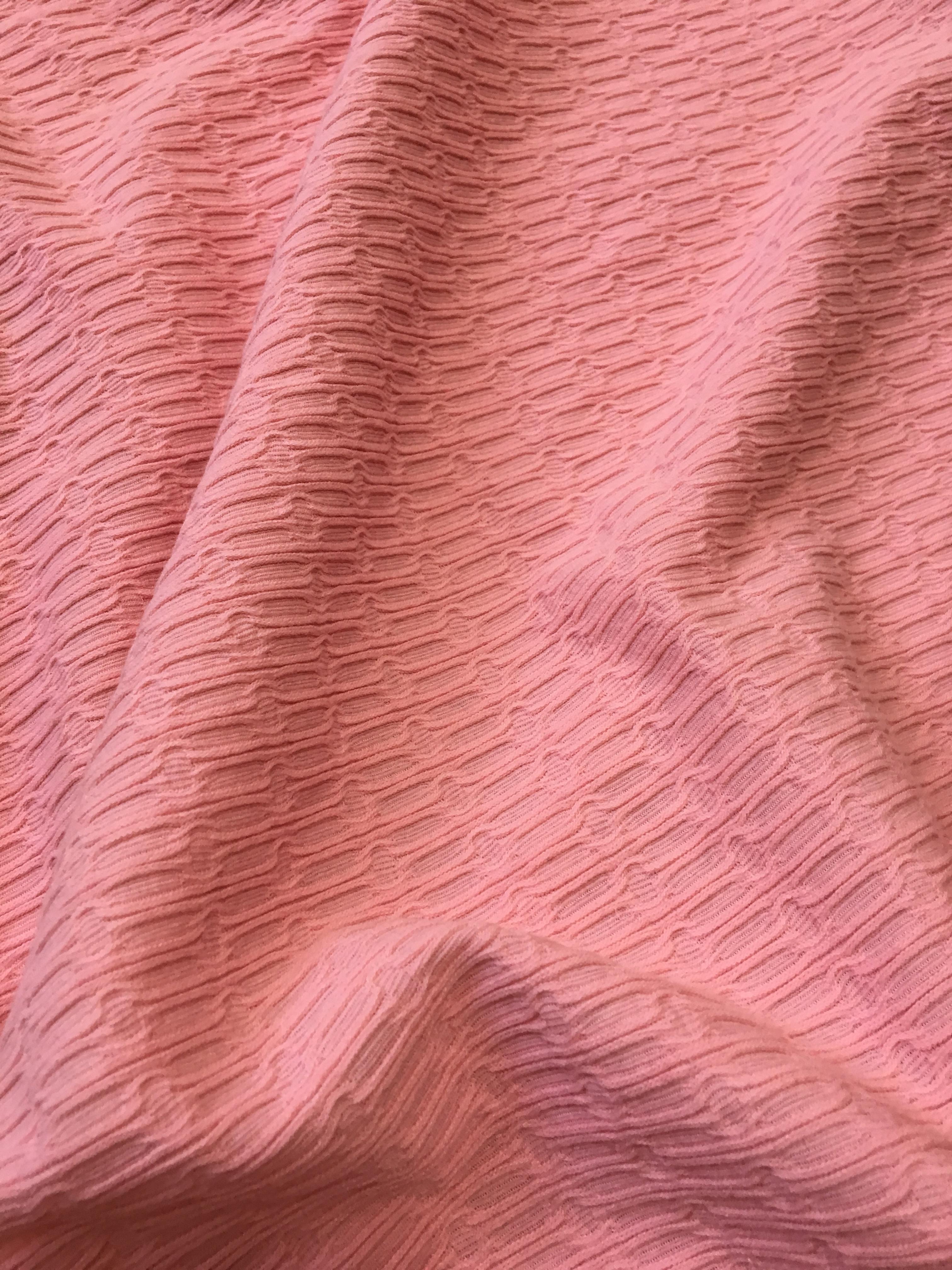 puff sleeve T shirt