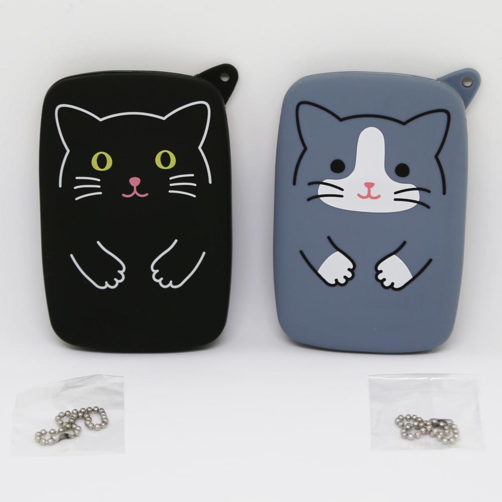 猫ポーチ(スリットポーチSサイズ)全2種類