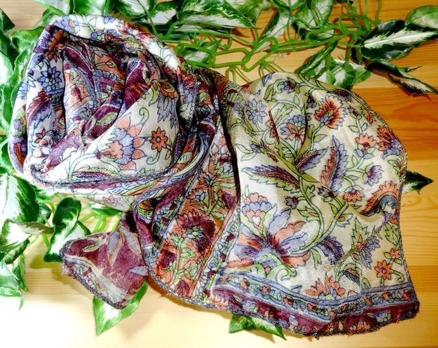 saris023 シルクサリーショール