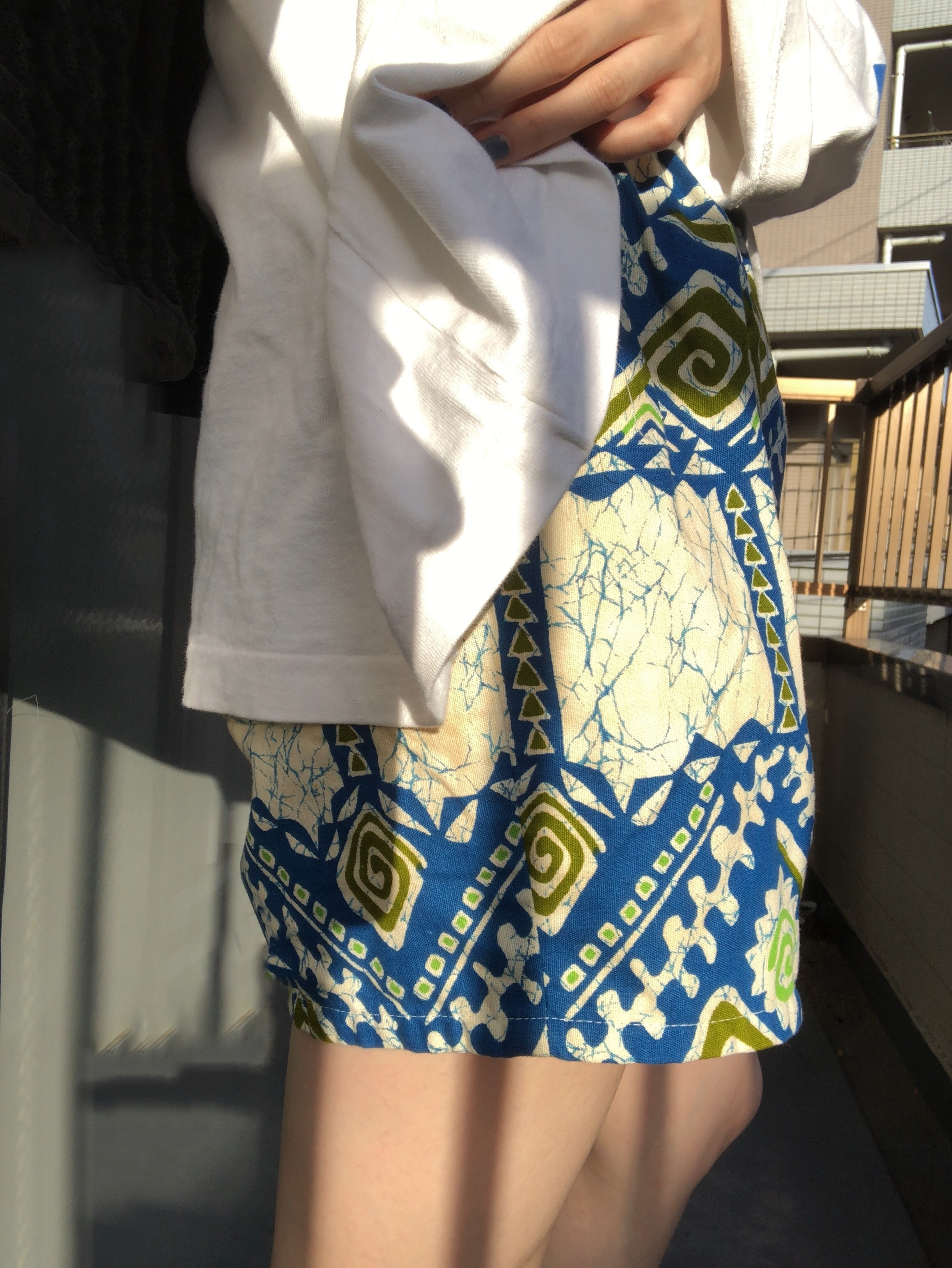 70s aloha setup (shorts)
