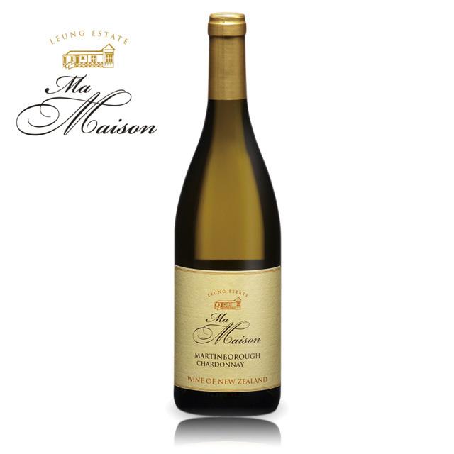 Ma Maison Martinborough Chardonnay 2016 / マ・メゾン マーティンボロー シャルドネ