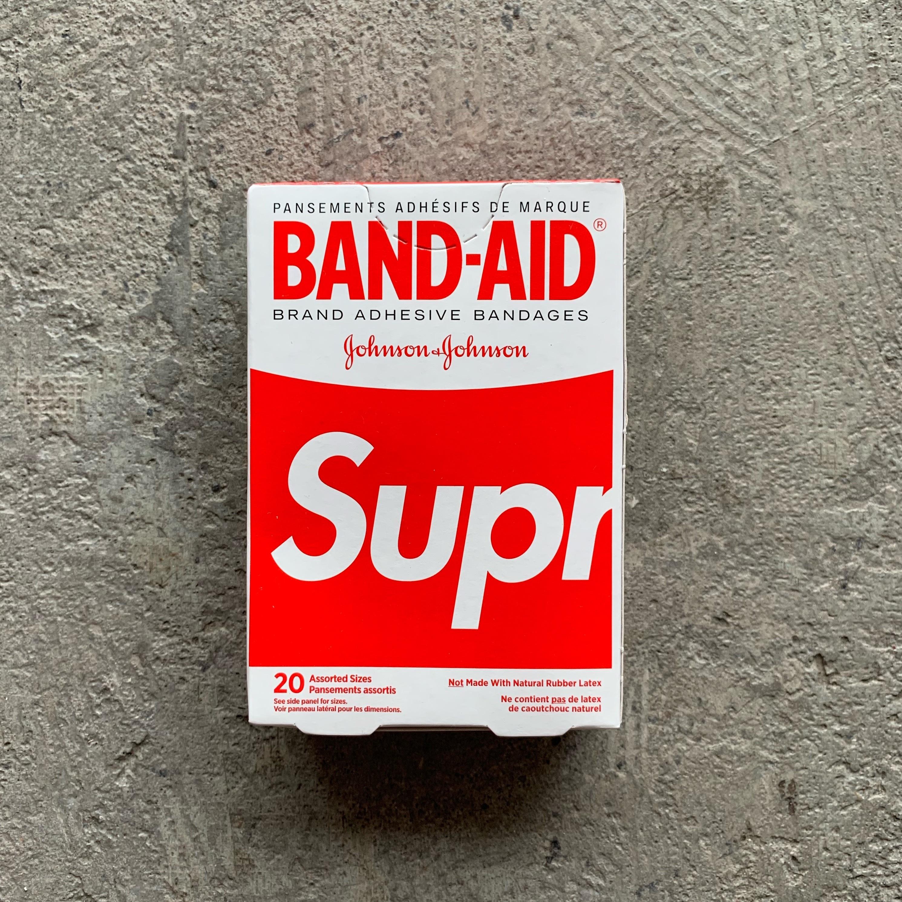 国内未発売 Supreme Band Aid