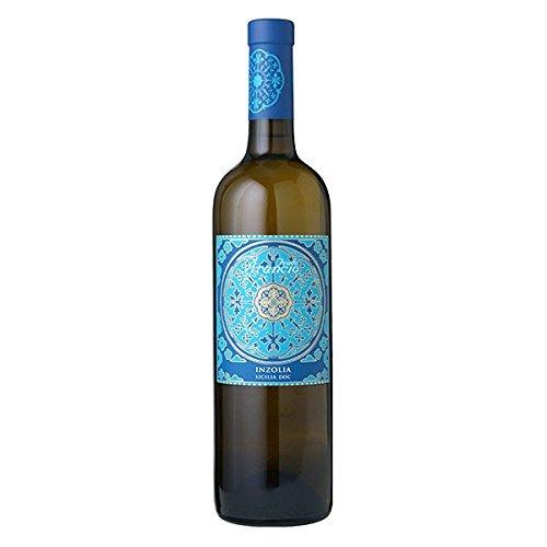 太陽はじける優雅な地中海ワイン【イタリア シチリア】フェウド・アランチョ インツォリア 魚介やパスタとどうぞ