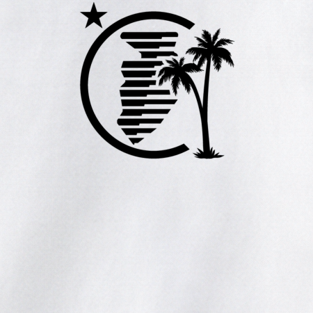 【受注生産】Lady's Izu SURF Tee (White)