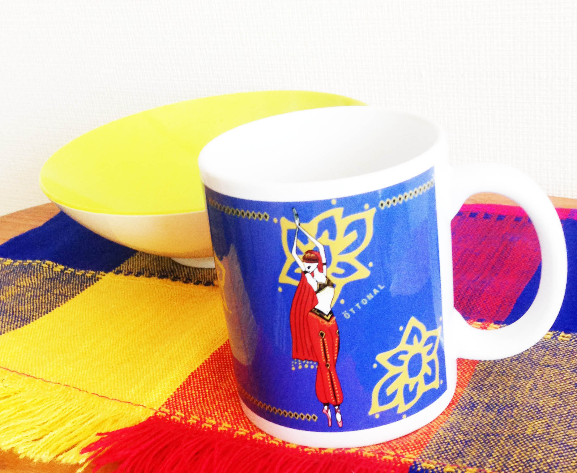 ニキヤ マグカップ - 画像3