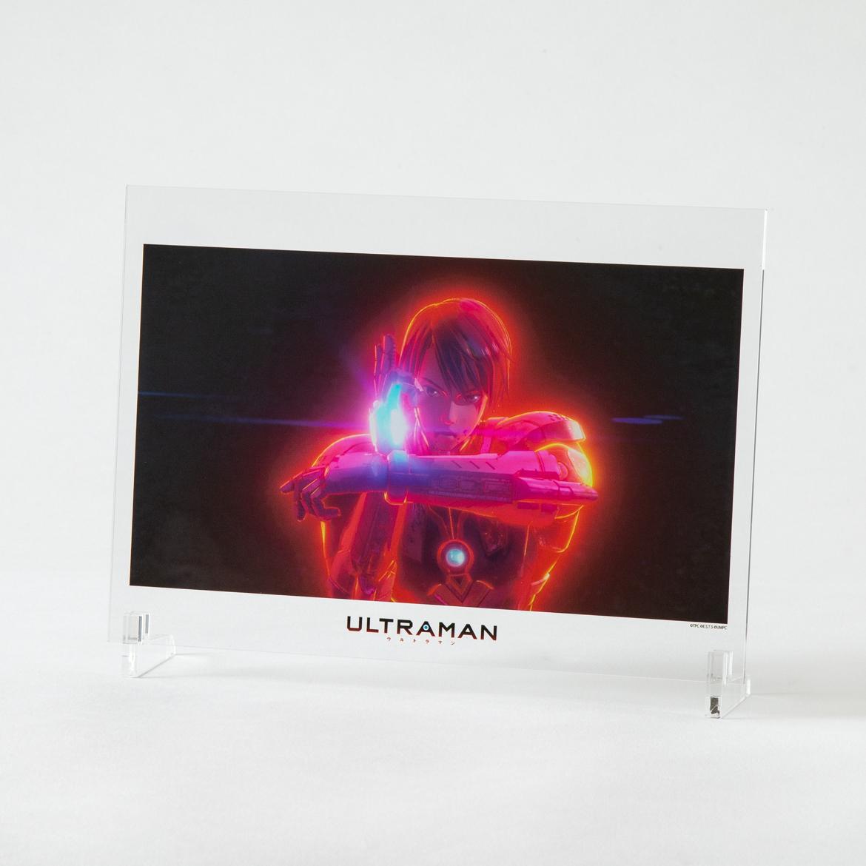【6月下旬発売予定】アニメ「ULTRAMAN」アクリルパネル【A5】-早田進次郎-