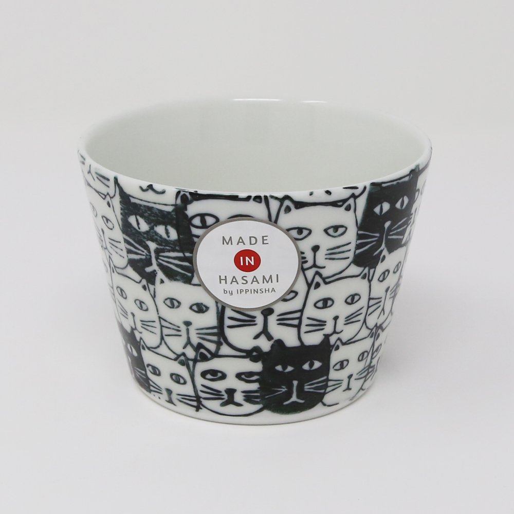 猫フリーカップ(キッツマグにゃんこ)