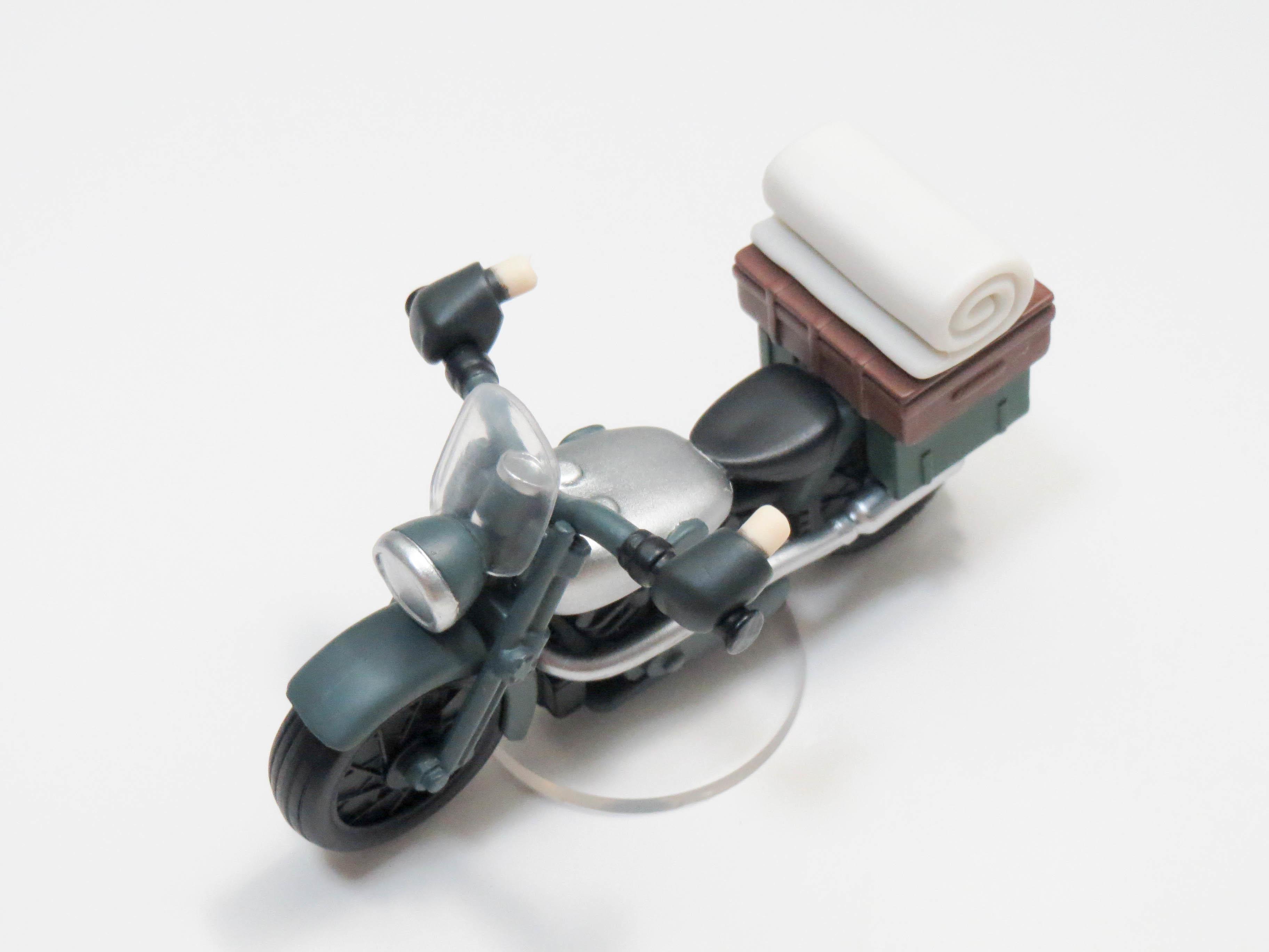 再入荷【890】 キノ 小物パーツ 二輪車(エルメス) ねんどろいど